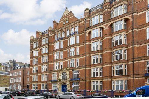 Bickenhall Mansions